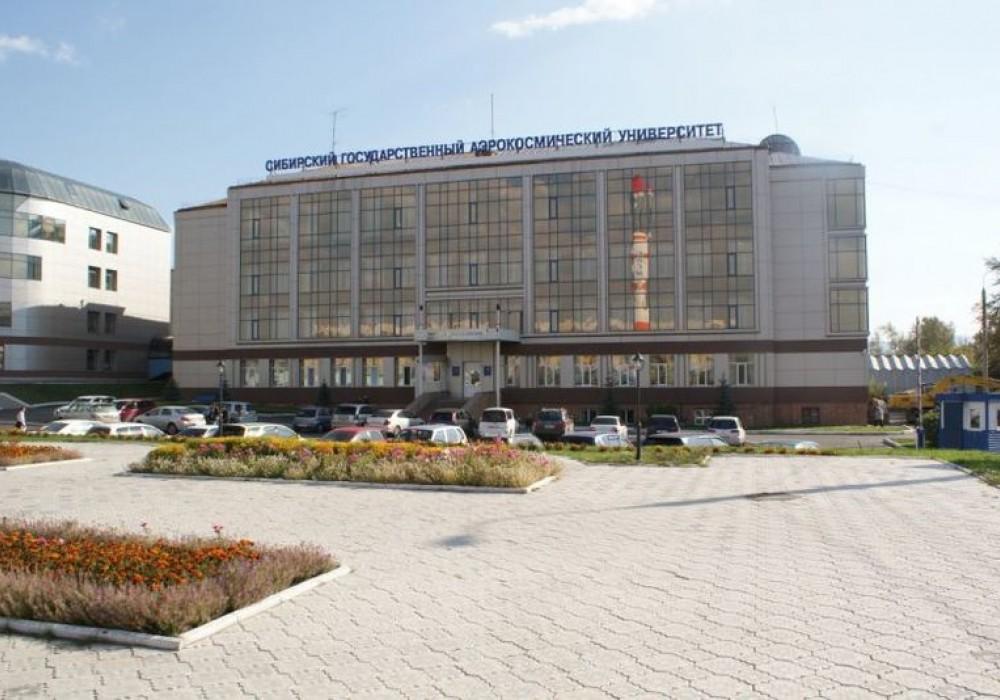 Мастер-класс в СибГУ им. М.Ф. Решетнева