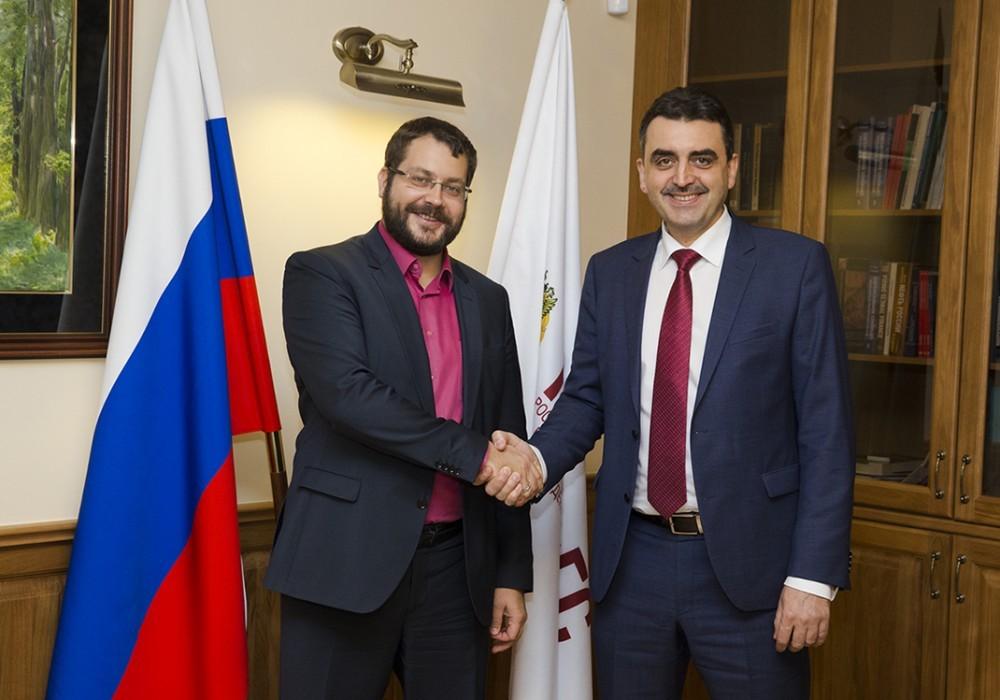 АИРР и ТГУ подписали соглашение о запуске Олимпиады