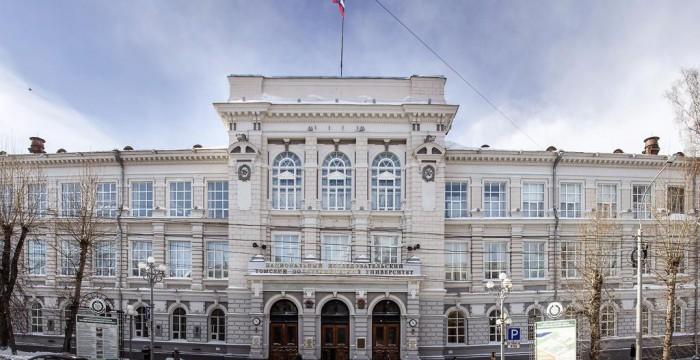 Мастер-класс в Томском политехническом университете