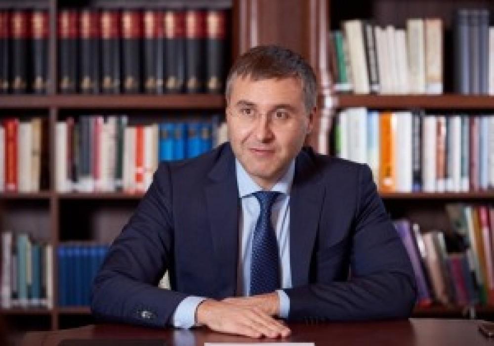 Ректор ТюмГУ Валерий Фальков: Из школьников - в технологические предприниматели